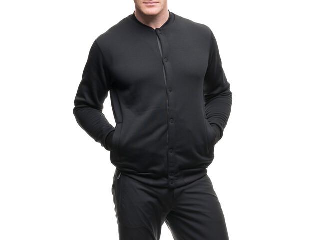 Houdini M's Baseball Jacket True Black